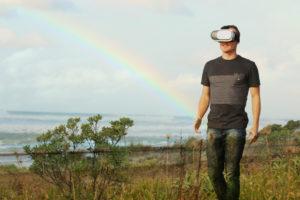 rainbow-virtual-reality